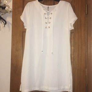 54d2c60d112 NWOT short sleeve dress